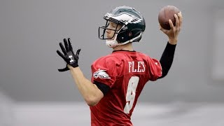 How Nick Foles can replace Carson Wentz for the Philadelphia Eagles | ESPN