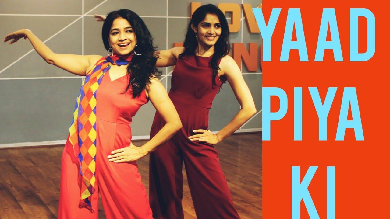 YAAD PIYA KI/ DIVYA KHOSLA/ NEHA KAKKAR/ T SERIES/ FALGUNI PATHAK/ WEDDING DANCE/ SHADI GIRLS/ RITU&