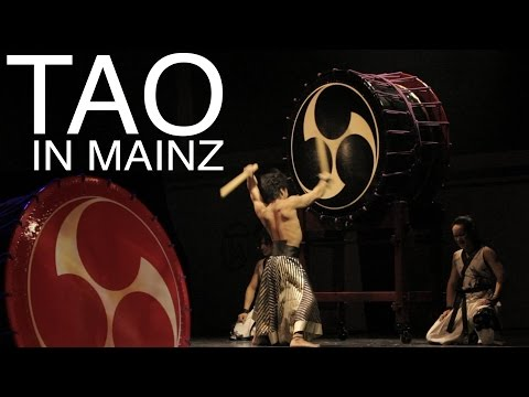 TAO The Samurai of the Drums in Mainz