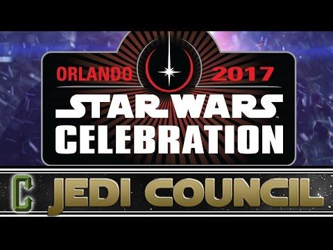 Star Wars Celebration 2017 Preview - Collider Jedi Council