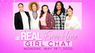 FULL GIRL CHAT: May 18, 2020