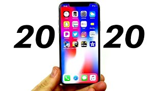 Should You Buy iPhone X in 2020?