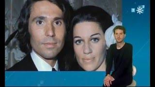 """RAPHAEL en el programa """"EL LEGADO DE..."""".Parte 2.Canal Sur.28.03.2016."""
