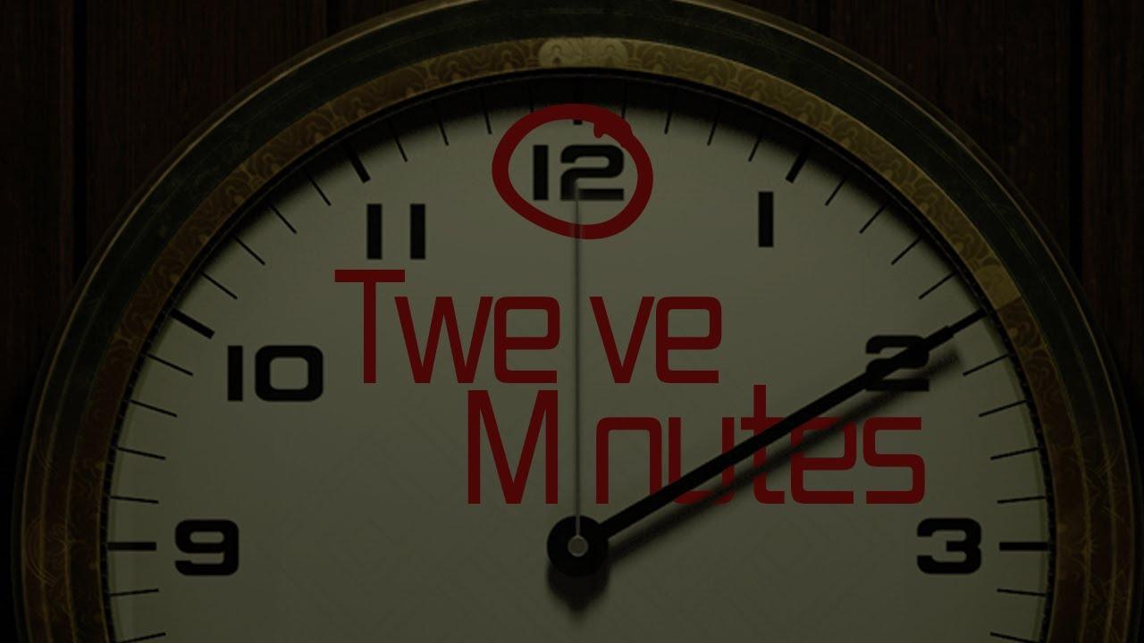 【Twelve Minutes】#2 ループに適応して妻を救うゲーム【黛灰/にじさんじ】
