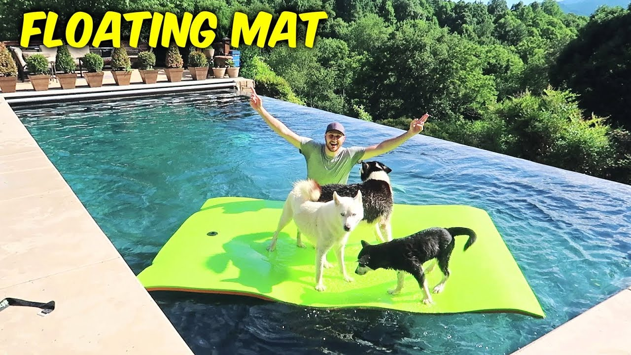 what-is-floating-mat
