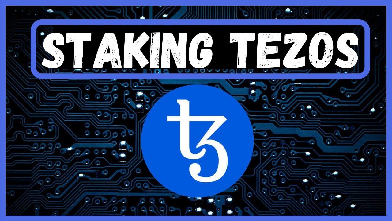 TEZOS STAKING TUTORIAL ON LEDGER LIVE 5