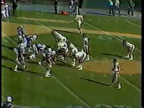 Touchdown Pass from 2nd Base-1983