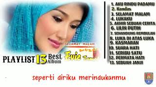 EVIE TAMALA BEST OF ALBUM ( Lirik lagu + Mp3 + SlowDangdut )