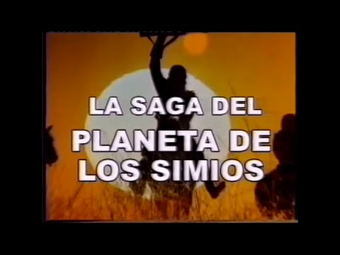 El Planeta de los Simios - La Saga - Documental completo