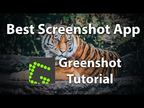 Complete Greenshot Tutorial for Beginners | Best Screen Capture Tool for Windows 10