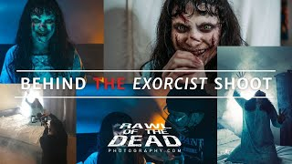 Behind the The Exorcist shoot - Rawl of the Dead Photography