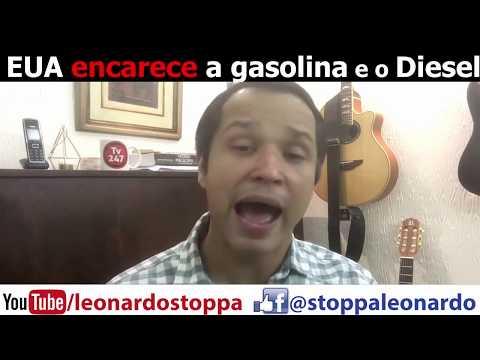 Stoppa: Brasil entrega o pré-sal e traz diesel dos Esatdos Unidos