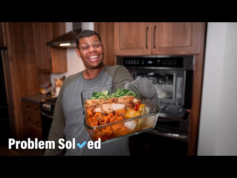 Quick tricks to simplify meal prep | Problem Solved