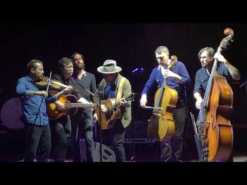 Gregory Alan Isakov, All Shades of Blue, live with band