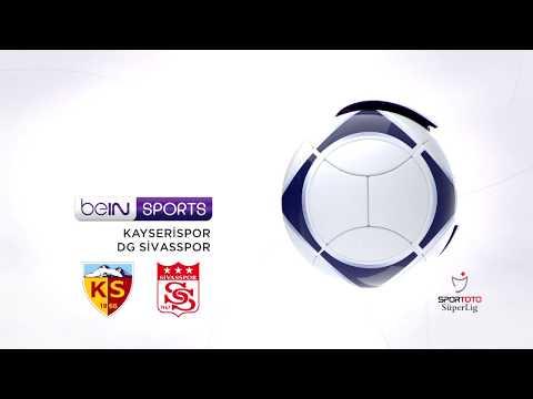 Kayserispor 1 - 1 DG Sivasspor #Özet