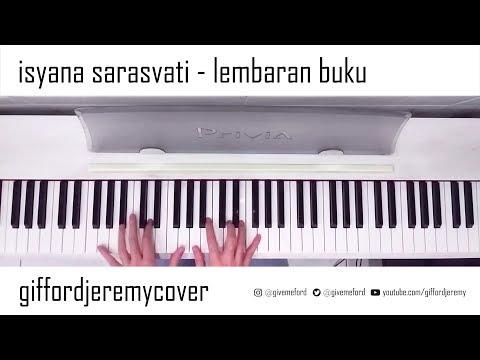 Isyana Sarasvati - Lembaran Buku [ Piano Cover ]