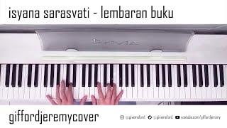 Gambar cover Isyana Sarasvati - Lembaran Buku [ Piano Cover ]