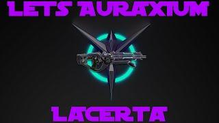 Давайте Аураксиум- Ласерта
