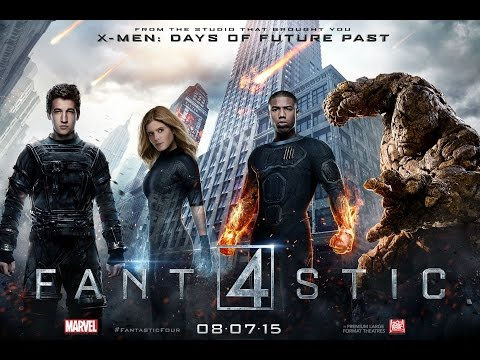 Days at The Cinema - Fantasic Four
