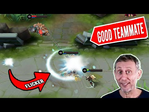 *SAVE* 200IQ BADANG ESCAPE !!!- Mobile Legends Funny Fails And WTF Moments!#24