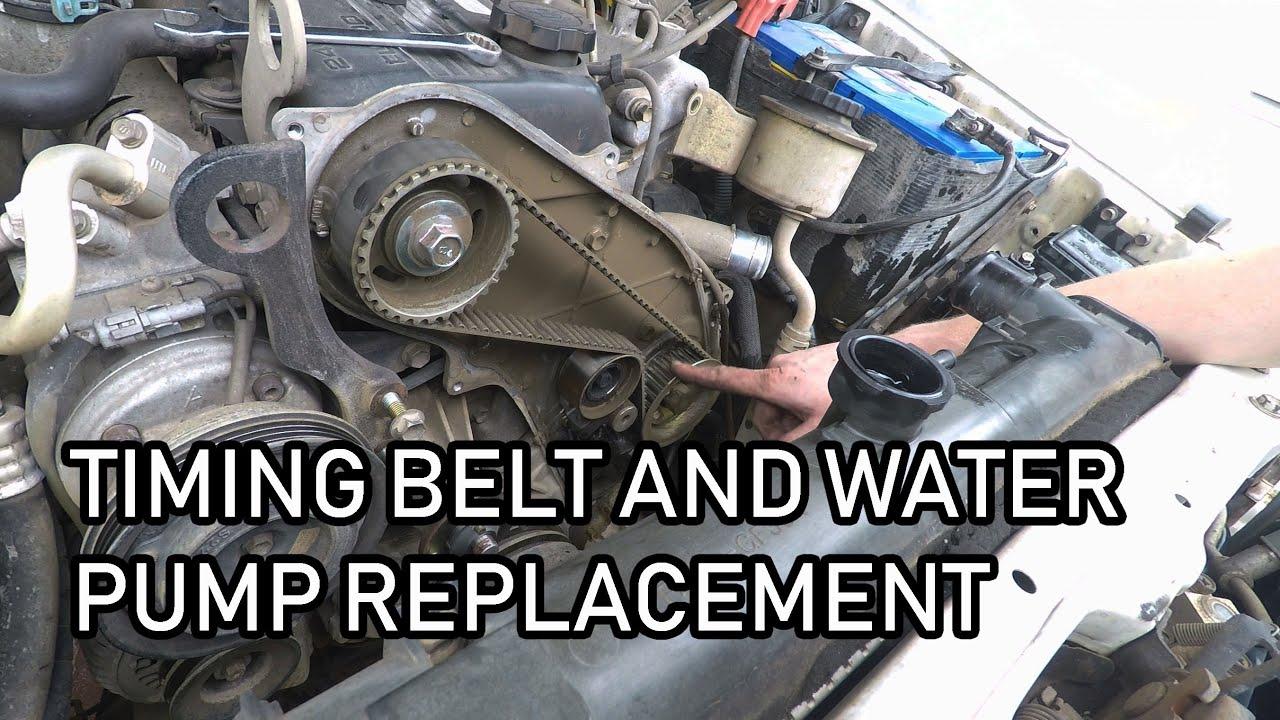 Timing Belt Change