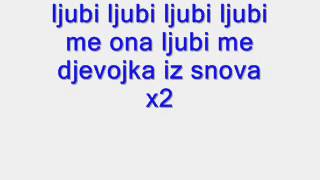Mc Yankoo feat Milica Todorovic - Ti moje zlato lyrics