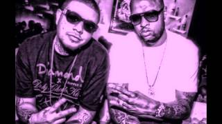 Slim Thug feat Les - Smoking out - Chopped and Screwed by Trappadon