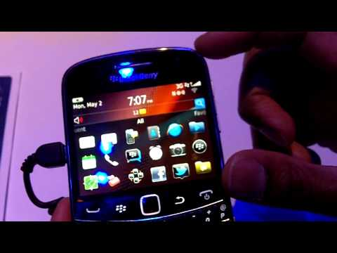 BlackBerry 7 OS Demo