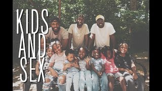 Three Black Fathers talk about Sex and Kids #BlackFathersDay