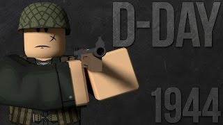 ALLIES ARE THE BEST!   Roblox D-Day   {v.08}