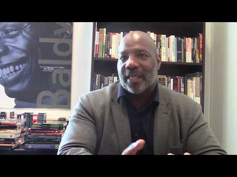 Prof. Jelani Cobb on His Career as a Journalist and Historian