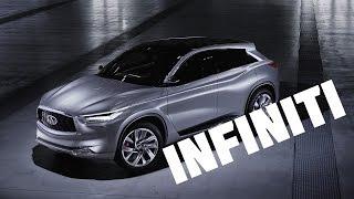 Infiniti— японская марка автомобилей люкс. Марка авто Инфинити. #инфинити