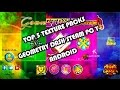 TOP 5 TEXTURE PACKS PARA GEOMETRY DASH 2.1 STEAM PC y ANDROID