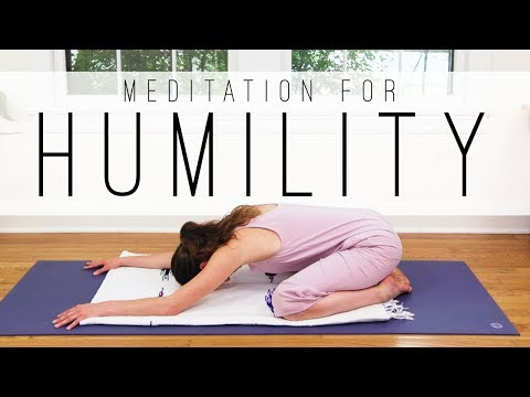 Meditation For Humility|Yoga With Adriene