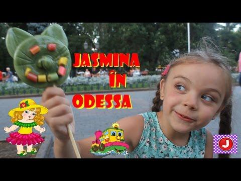 VLOG Jasmina în Odessa/Jasmina in Odessa