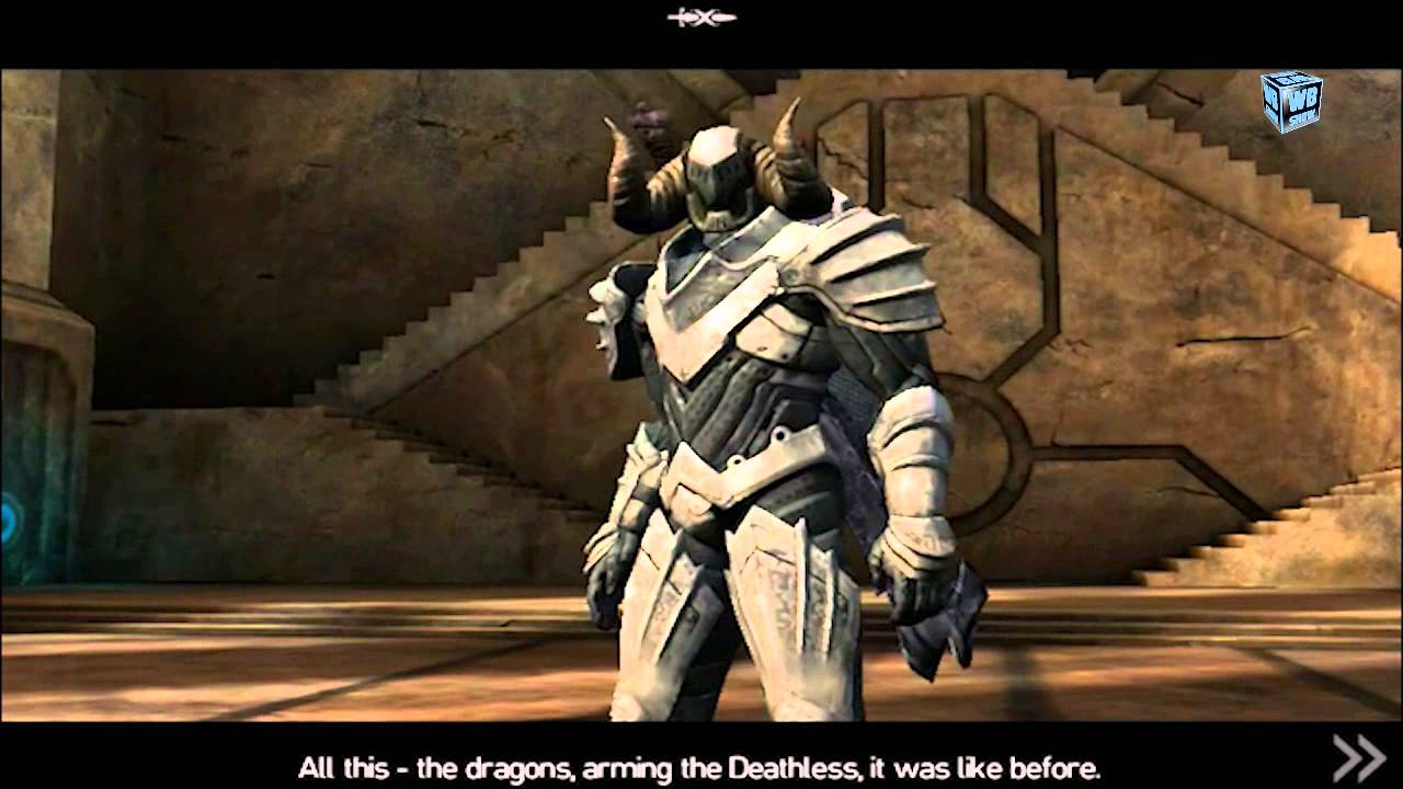Infinity Blade Iii Episode 25 Act 5 Ascension