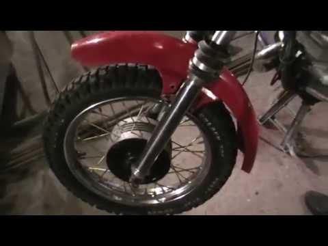 Ремонт передней вилки мотоцикла Сова,Восход.