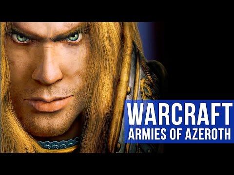 WarCraft: Armies of Azeroth - Human Gameplay!
