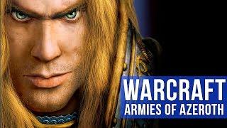 Скачать WarCraft Armies Of Azeroth Human Gameplay