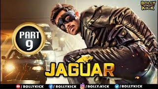 Jaguar Full Movie Part - 9 | Hindi Dubbed Movies | Nikhil Gowda Movies | Action Movies