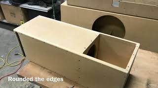 4th Order Box Build For A Single 10 Rf Youtube