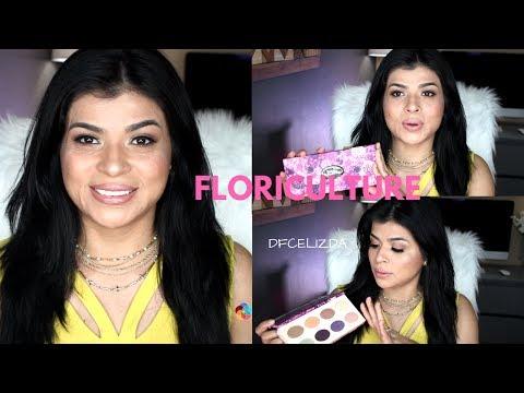 FLORICULTURE TARINA TARANTINO Eyeshadow Look