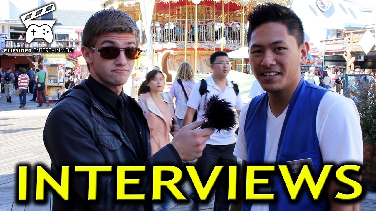SAN FRANCISCO STREET INTERVIEWS - Random Trivia Quiz