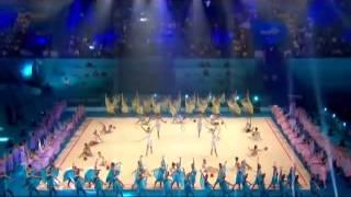 Чемпионат Мира по художественной гимнастике 2013  (танец