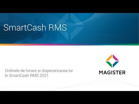 Dispeceratul de Ordine de Livrare in SmartCash RMS 2021