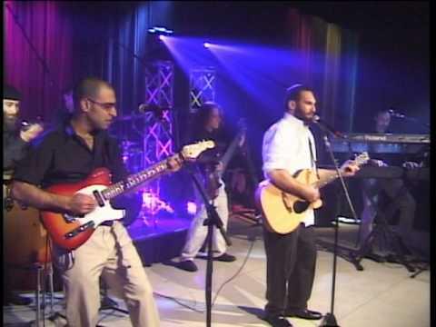 Jewish wedding music band - Shir Soul featuring David Ross