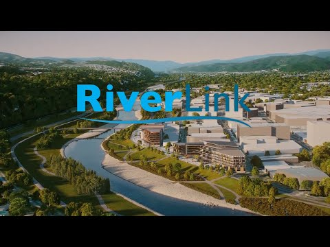RiverLink - Making Hutt City more resilient, more connected and more vibrant.