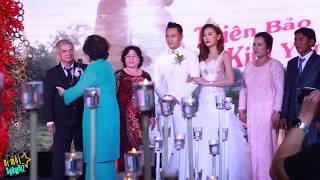 [8VBIZ] - Mẹ ruột Hoài Linh đại điện 2 họ làm chủ hôn cho đám cưới con nuôi diễn viên Thiên Bảo