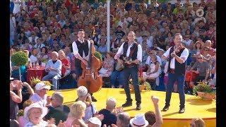 Die Fetzig`n  -  Immer wieder Sonntags -   A Klampf´n a Geign und an Kontrabass dazua