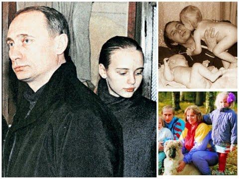 Дети Путина дочери Маша и Катя фото где живут и чем